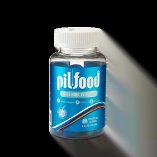 Pilfood First Hair Vitamins 60 Caramelos De Goma | Farmacia Sant Ermengol