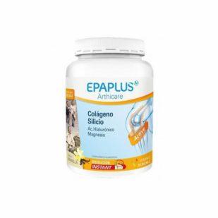 Epaplus Colágeno Silicio Hialurónico Y Magnesio Vainilla 326G | Farmacia Sant Ermengol