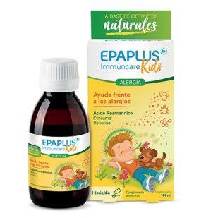 Epaplus Immuncare Alergia Kids Jarabe Sabor Frutos Del Bosque 100Ml | Farmacia Sant Ermengol