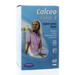 Orthonat Calceo Force 3 ·  60 Comprimidos | Farmacia Sant Ermengol