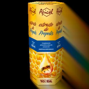 Apicol Extracto De Própolis 60 Ml De Tongil   Farmacia Sant Ermengol