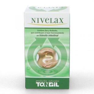 Niveles Nivelax 30Cap. (Laxabel) Tongil | Farmacia Sant Ermengol