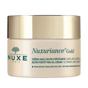 Nuxe Gold Crema-Aceite Nutri-Fortificante 50 Ml | Farmacia Sant Ermengol
