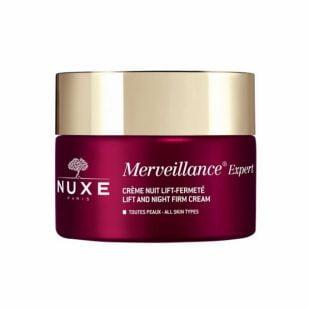 Nuxe Merveillance Expert Crema De Noche Lift-Firmeza 50 Ml | Farmacia Sant Ermengol