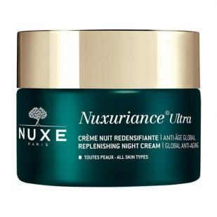 Nuxe Ultra Crema De Noche Redensificante Antiedad Global 50 Ml | Farmacia Sant Ermengol