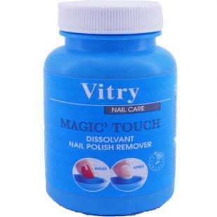Vitry Quitaesmalte Magic Touch 75 Ml | Farmacia Sant Ermengol