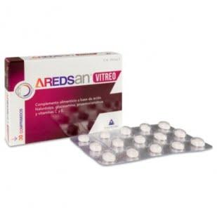 Aredsan Vitreo (30 Comprimidos) | Farmacia Sant Ermengol