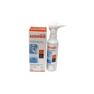 Audimer Limpieza Oidos Suero Marino Isotonico Pulverizador 60 Ml | Farmacia Sant Ermengol