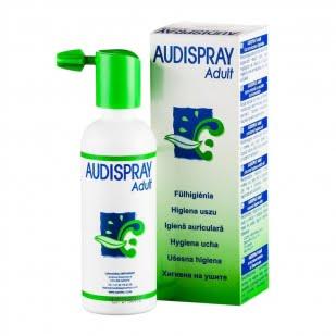 Audispray Higiene Del Oído Para Adultos Frasco 50 Ml | Farmacia Sant Ermengol