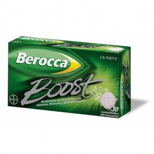Bayer Boost Con Guaraná Vitaminas | Farmacia Sant Ermengol