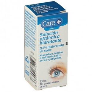 Care + Solucion Oftalmica Hidratante Forte 1 Envase 10 Ml   Farmacia Sant Ermengol
