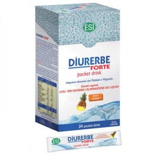 Esi Diurerbe Forte Pocket 24U   Farmacia Sant Ermengol
