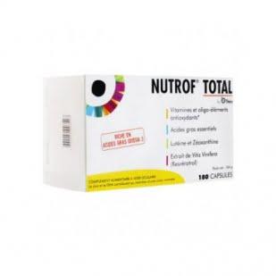 Nutrof Total 60 Cápsulas | Farmacia Sant Ermengol