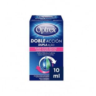 Optrex Doble Acción Colirio Ojos Secos 10Ml   Farmacia Sant Ermengol