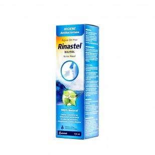 Rinastel Xilitol Agua De Mar Spray Nasal 100Ml   Farmacia Sant Ermengol