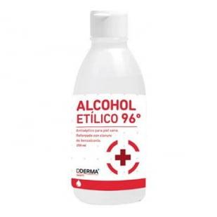 Sanity Alcohol Etílico 96 250 Ml | Farmacia Sant Ermengol