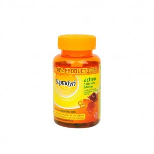 Supradyn Activo Adultos Gummies 50 Caramelos | Farmacia Sant Ermengol