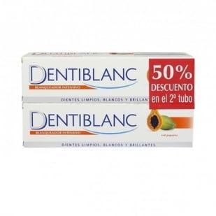 Dentiblanc Dentífrico Blanqueador Intensivo Pack | Farmacia Sant Ermengol