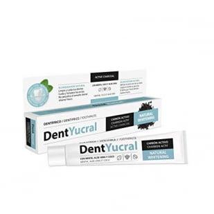 Dentyucral Pasta Dentífrica Carbón Activo 75 Ml | Farmacia Sant Ermengol