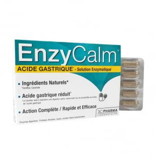 3C Pharma Enzycalm Ácido Gástrico 30 Cápsulas | Farmacia Sant Ermengol