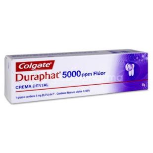 Colgate Duraphat 5000 Ppm Fluor 51 G | Farmacia Sant Ermengol