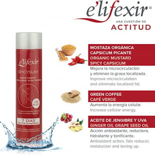 Elifexir Aceite Seco Spicyslim