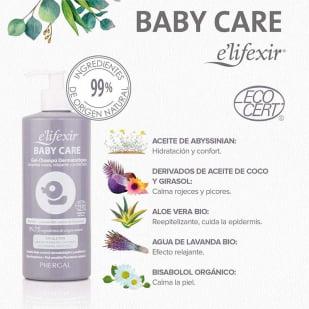 Elifexir Baby Care Gel-Champú Dermatológico 500Ml | Farmacia Sant Ermengol