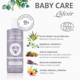 Elifexir Baby Care Leche Corporal Hidratante Reepitelizante 400Ml | Farmacia Sant Ermengol