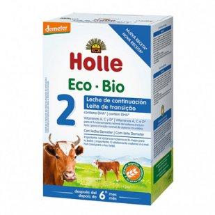 Holle Leche Continuación 2 Eco +6 Meses 600Gr   Farmacia Sant Ermengol