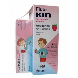Kin Fluor Infantil | Farmacia Sant Ermengol