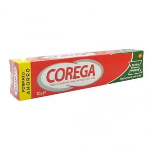 Corega Extra Fuerte Crema Fijadora 70G | Farmacia Sant Ermengol