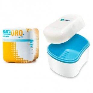 Kin Oro Bath Contenedor Prótesis | Farmacia Sant Ermengol