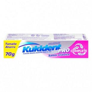 Kukident Pro Plus Complete Sabor Clásico 70G | Farmacia Sant Ermengol